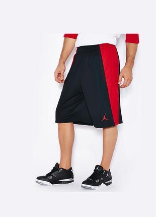Баскетбольные шорты jordan baseline shorts 642321-011