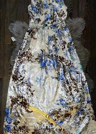 Вечернее платье mariela burani