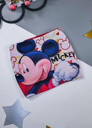 Хомут, шарфик mickey mouse