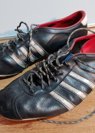 Футбольные бутсы adidas uwe west germany размер 38-39