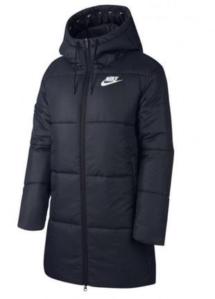 Двусторонняя куртка/парка nike, оригинал!