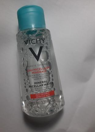 Vichy  mineral micellar water