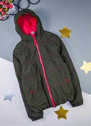 Тепла куртка на 14 лет/164 см