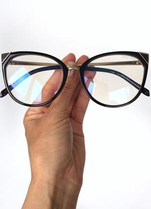 Женские компьютерные очки miu miu