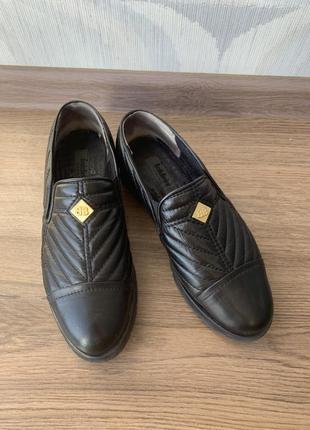 Туфлі лофери baldinini