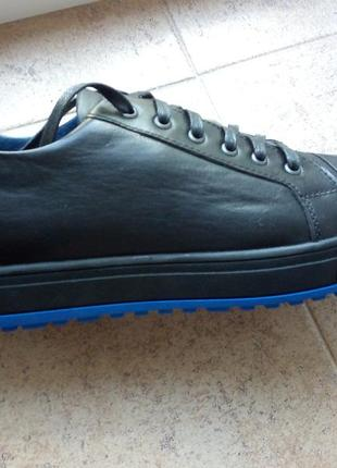 Туфли осень кожа