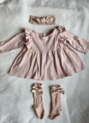 Платье , наборчик little angel