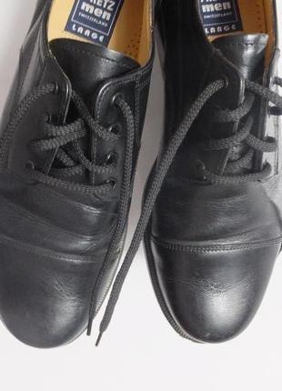Fretz men швейцария туфли новые кажаные деловые мужские р.43 ст. 28,5 см