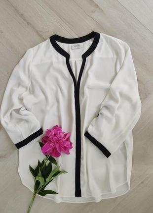 Белая блуза от wallis, размер м