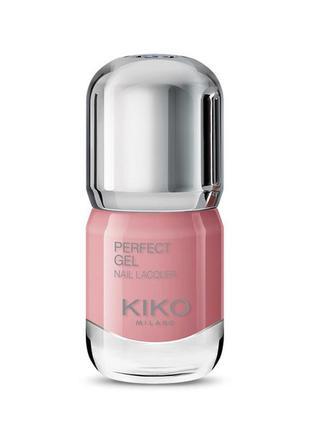 Идеальный гель-лак для ногтей kiko milano