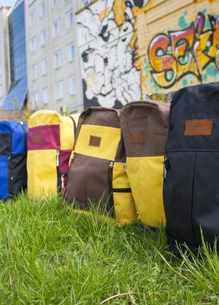 Рюкзак b3, handmade (унісекс)