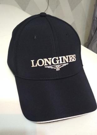Бейсболка кепка longines