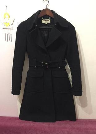 Стильное шерстяное пальто karen millen