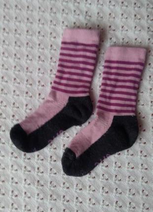 Термошкарпетки з мериносової шерсті термоноски носочки термо шерстяные носки зимние теплые