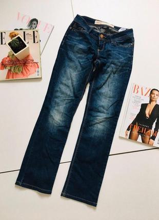 Next petite slim крутые слим скинни джинсы насыщенного синего цвета