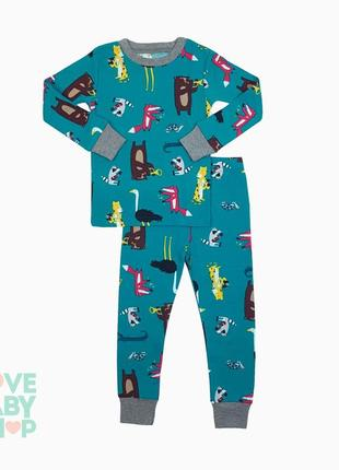 Піжама для хлопчика трикотаж картерс пижама для мальчика пижамка carter's