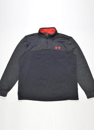 Флис, кофта under armour men's 1/4 zip fleece coldgear 1286334