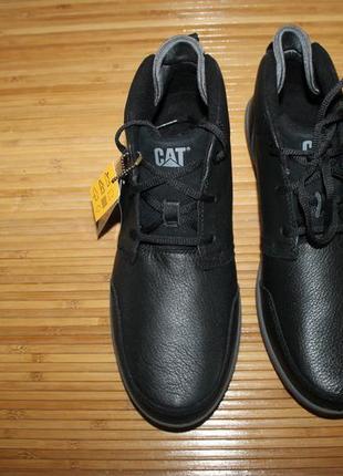 42 размер caterpillar оригинальные ботинки