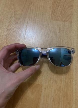 Очки с синими стёклами c&a