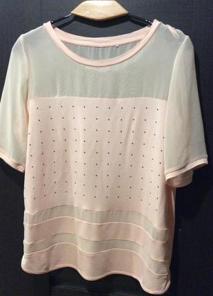 Блуза с вискозы