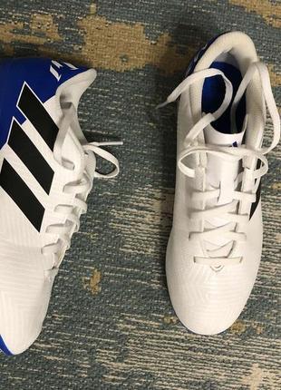 Бутсы adidas размер 38!