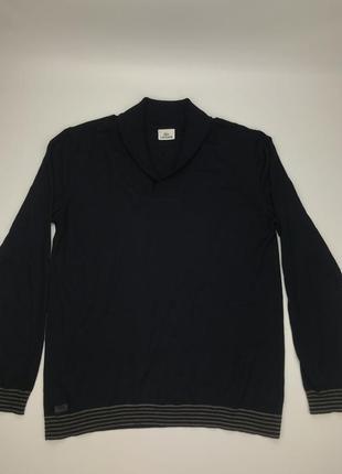 Lacoste extrafine merino кофта джемпер свитер мериносовая шерсть