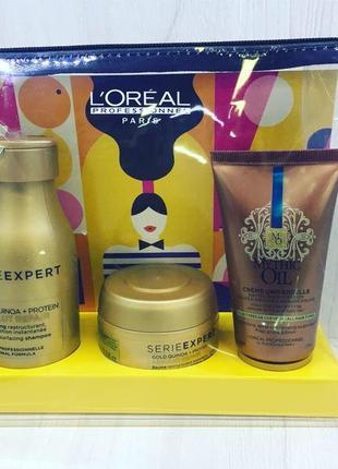 Подарочный набор от l'oréal