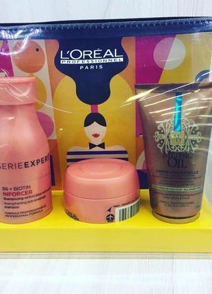 Подарочный набор от l'oréal professional