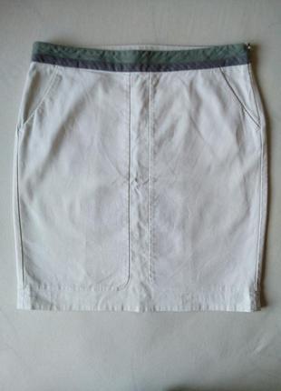 Идеальная юбка на лето(хлопок) от sisley