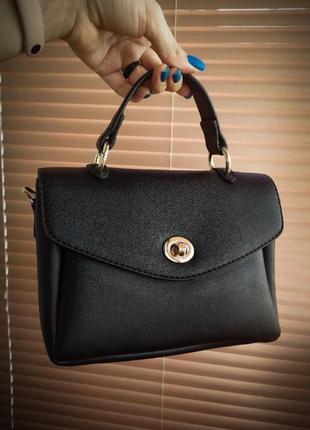 Новая стильная качественная сумка через плечо кроссбоди / клатч