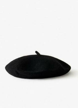 Берет шерсть woolmark