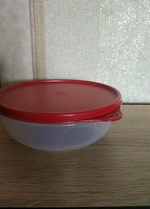 Чаша tupperware 1л