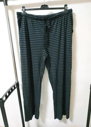 Трикотажные штаны для дома размеры xl и xxl