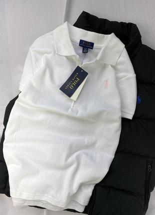 Крута футболка поло від poli ralph lauren