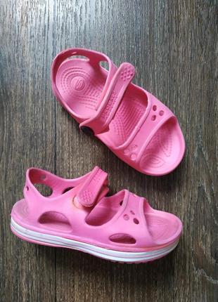 Кроксы 24р, сандали, босоножки, мыльницы