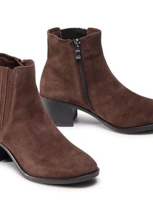 Челси caprice ботинки женские