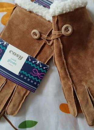 Нові жіночі рукавиці перчатки