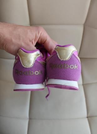 Reebok  кроссовки на девочку3 фото