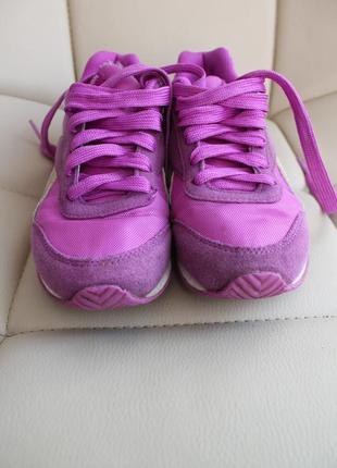Reebok  кроссовки на девочку6 фото