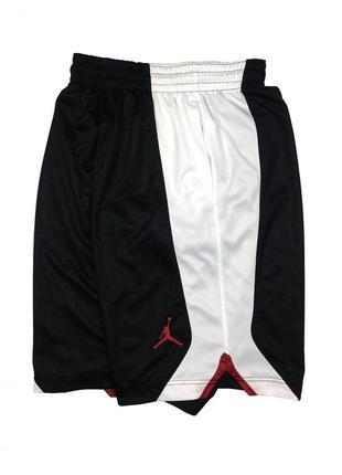 Баскетбольные шорты jordan baseline shorts 642240-010