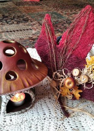 Осенняя композиция для домашнего уюта