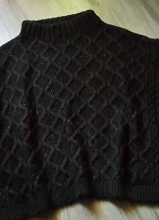 Модный свитерок оверсайз очень теплый next
