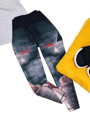 Спортивные лосины капри adidas