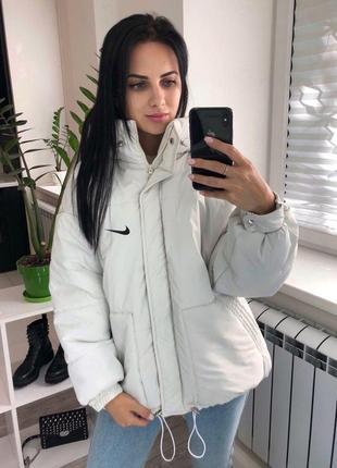 🔥new🔥зимняя куртка оверсайз👍тренд 2020👍
