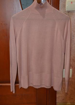 Нежнейший свитерок из вискозы от zara