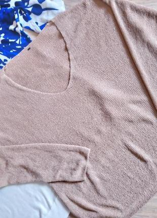 Пісочний  светерок із люрексом