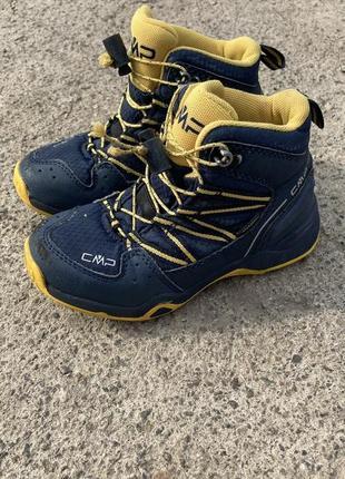 Cmp waterproof ботинки сапоги кроссовки