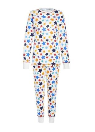 Шикарная пижама в звезды размер л -хл alder hey