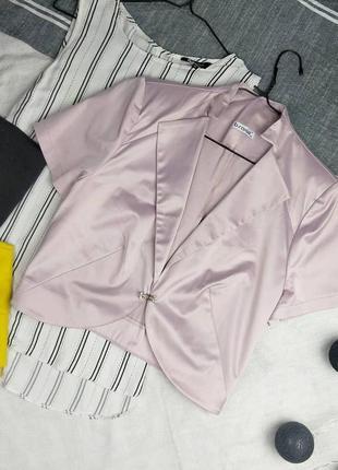 Пиджак жакет из хлопка b.raise