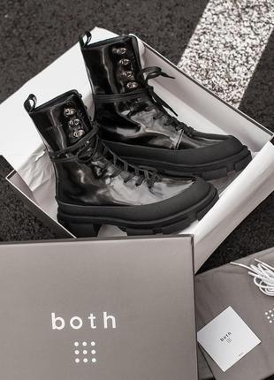 Шикарные женские ботинки both black